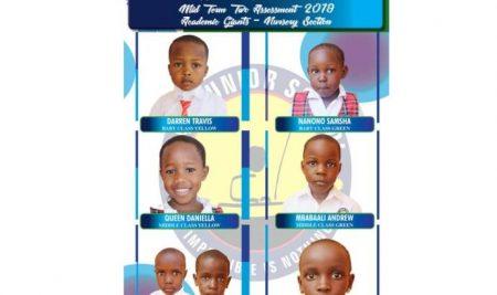 Mid term 2 Academic Giants Nursery 2019
